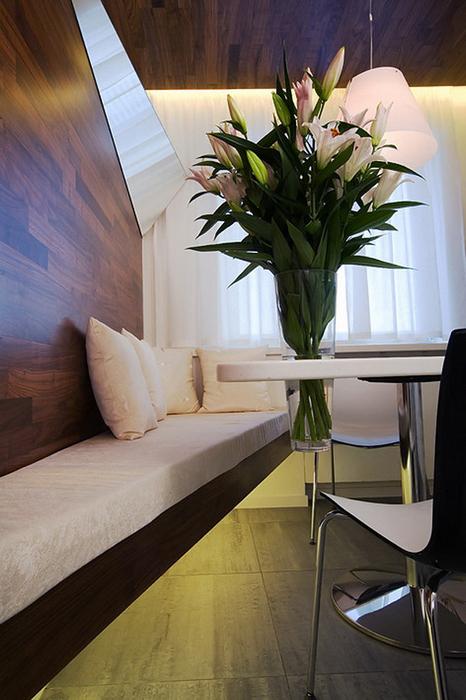 Квартира. кухня из проекта , фото №7898