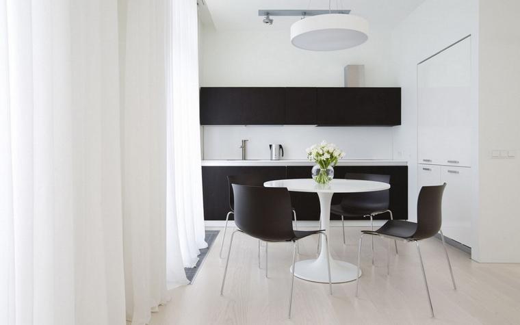 интерьер кухни - фото № 7906