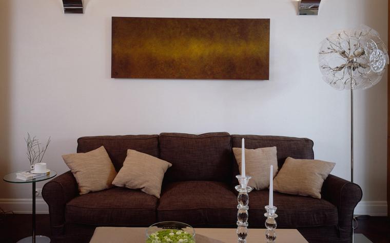 Квартира. гостиная из проекта , фото №7913