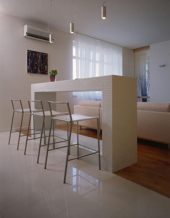 Фото № 7930 кухня  Квартира