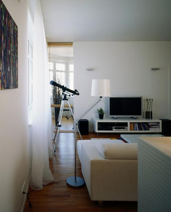 Фото № 7924 гостиная  Квартира