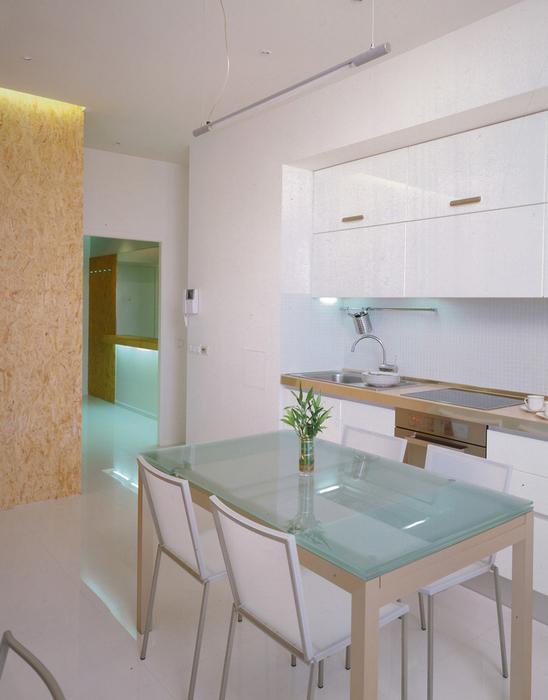 Фото № 7931 кухня  Квартира