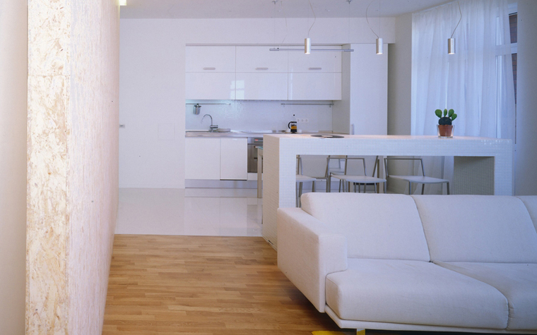 Фото № 7925 гостиная  Квартира