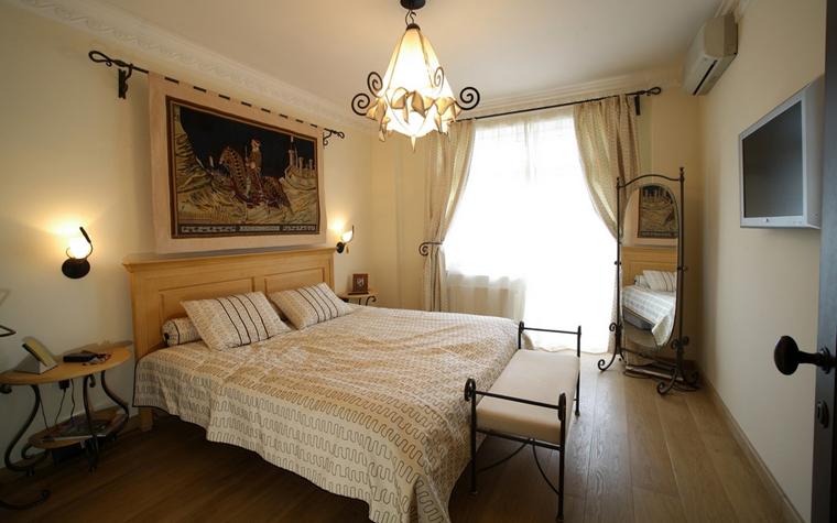 интерьер спальни - фото № 8003