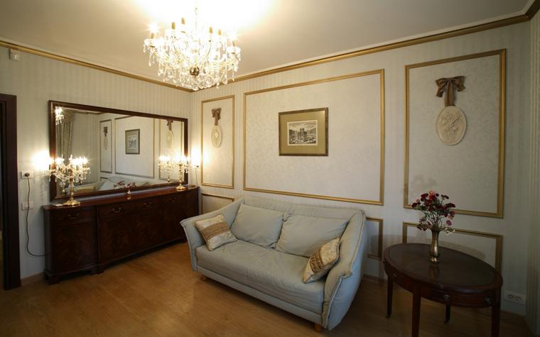 Фото № 8007 гостиная  Квартира
