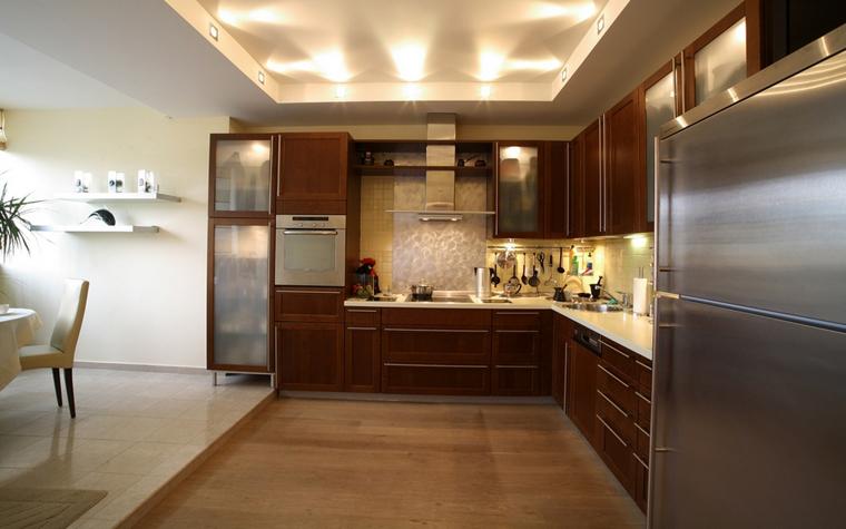 Фото № 8006 кухня  Квартира