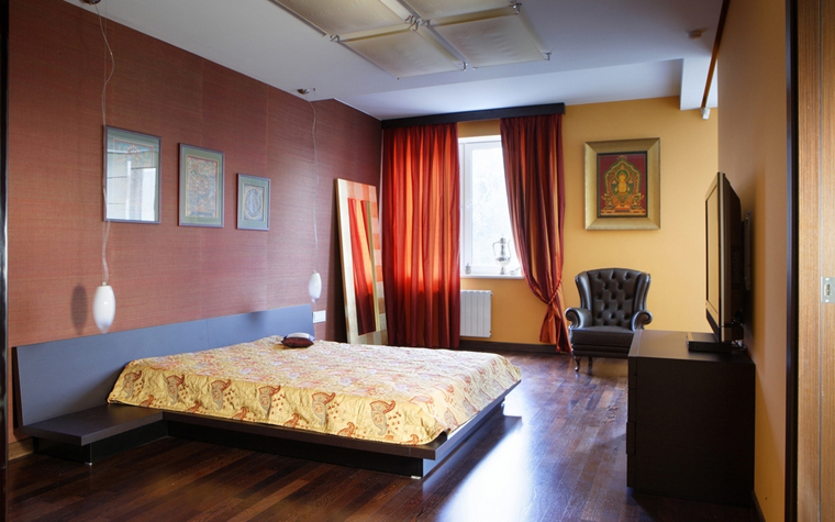 Фото № 8015 спальня  Квартира