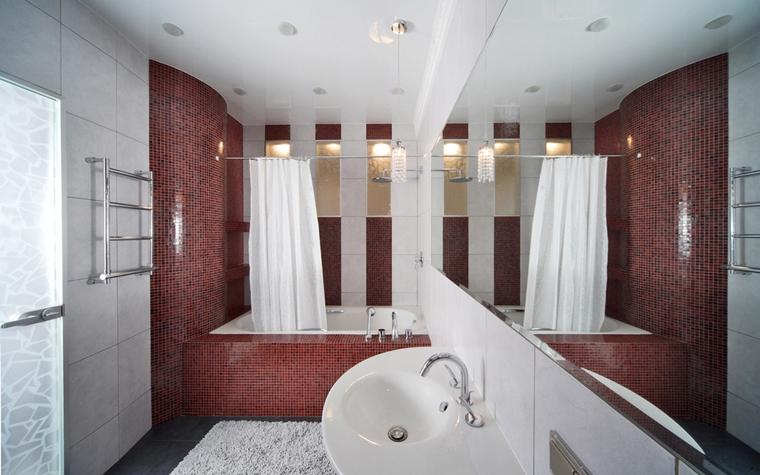 ванная - фото № 8026