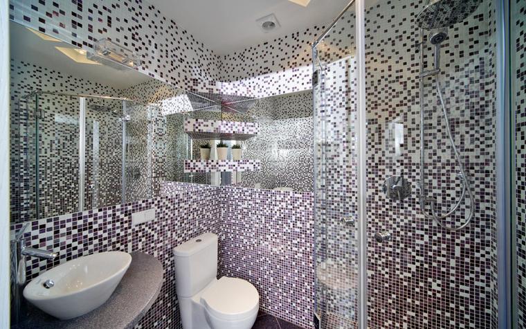 Квартира. ванная из проекта , фото №8033
