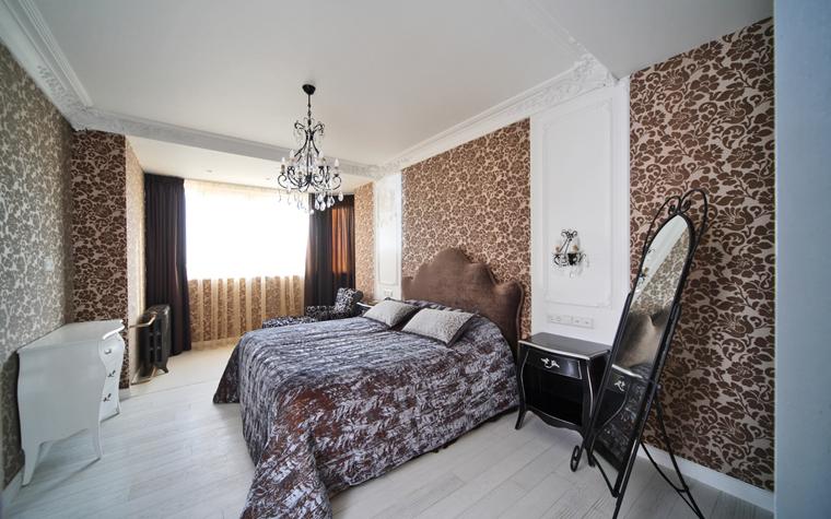 Фото № 8031 спальня  Квартира
