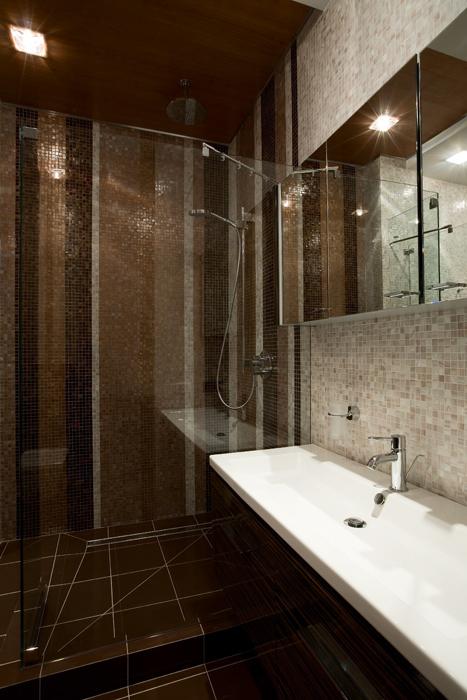 Квартира. ванная из проекта , фото №8094