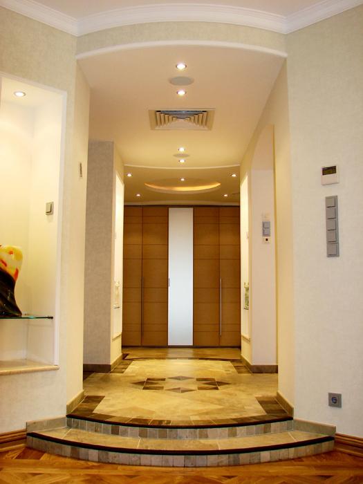 Квартира. холл из проекта , фото №8131
