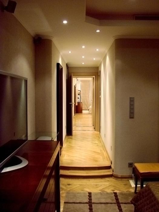 интерьер холла - фото № 8132