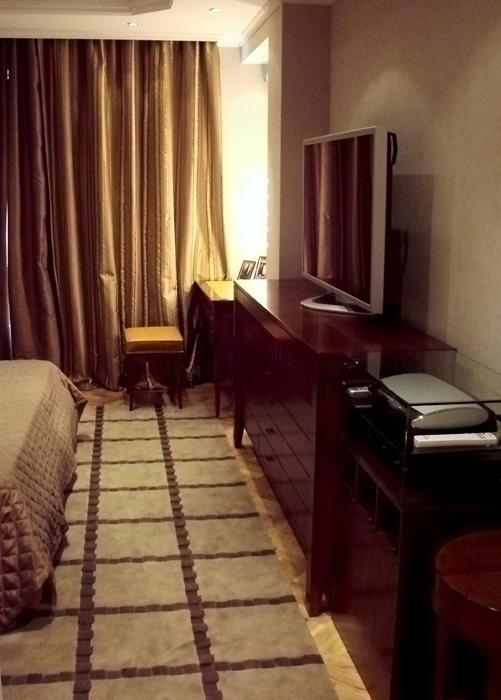 Квартира. спальня из проекта , фото №8116