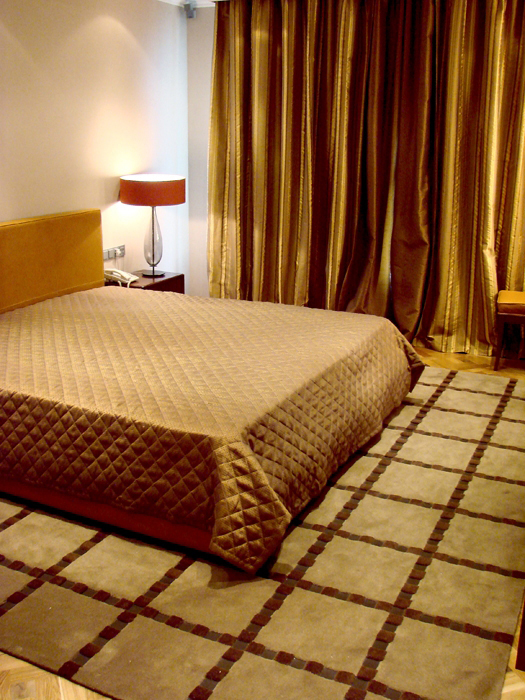 Квартира. спальня из проекта , фото №8118