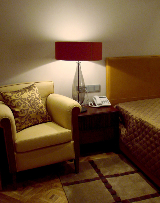 Квартира. спальня из проекта , фото №8119