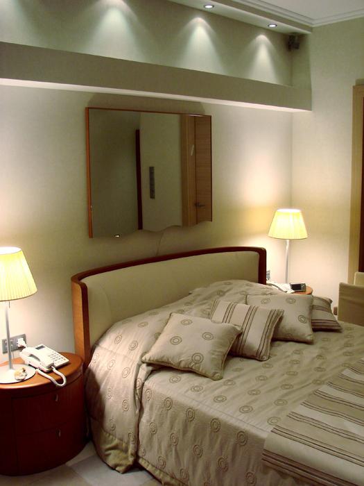 интерьер спальни - фото № 8120
