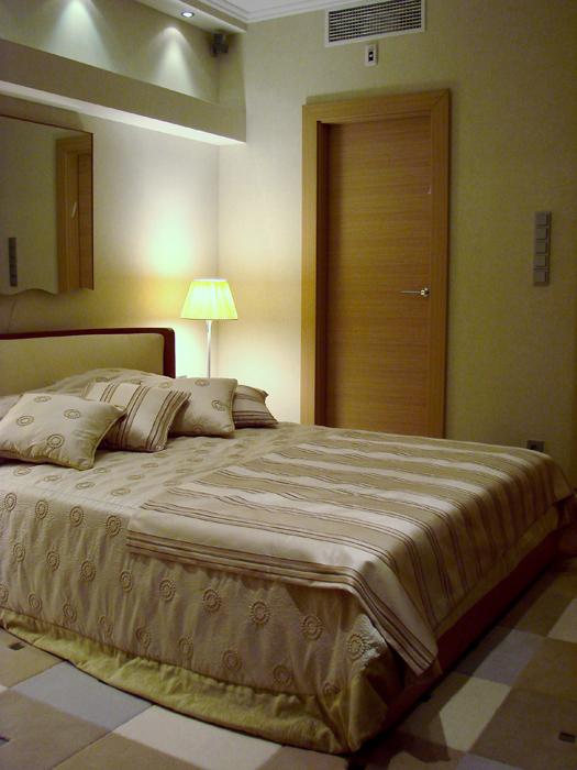 интерьер спальни - фото № 8121