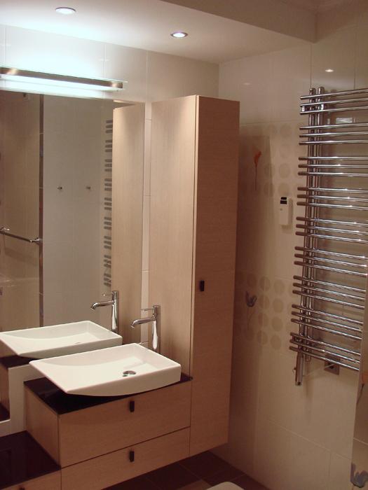 Квартира. ванная из проекта , фото №8130