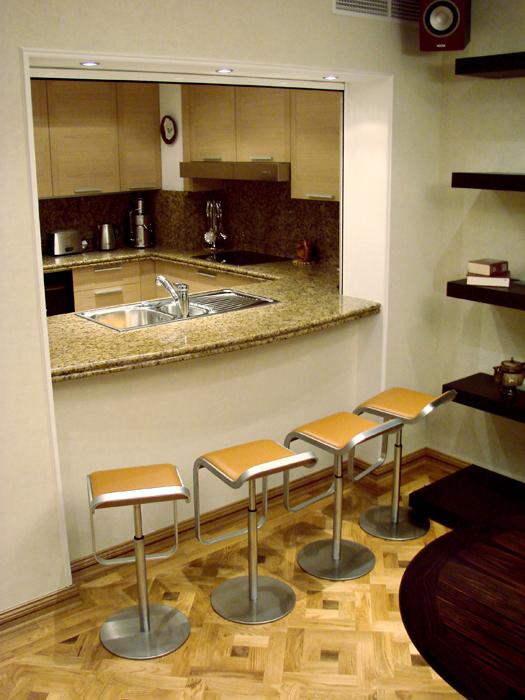 интерьер кухни - фото № 8128
