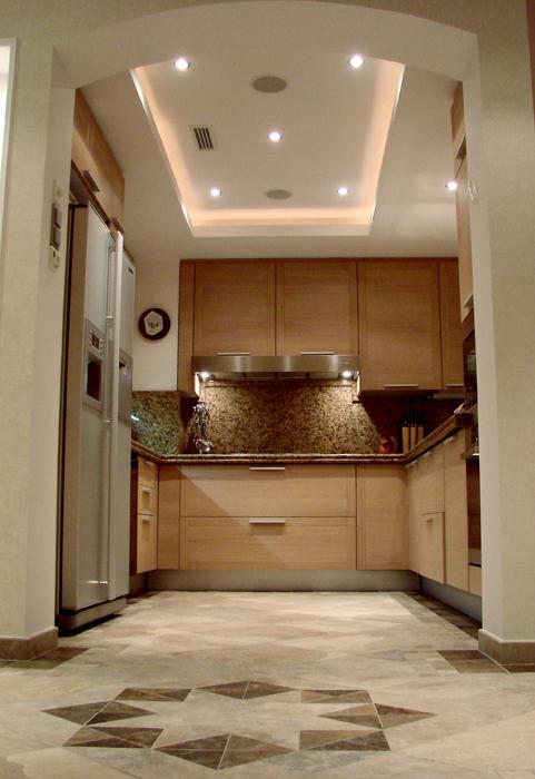 Квартира. кухня из проекта , фото №8129