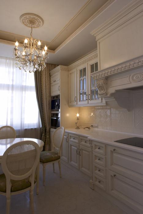 Квартира. кухня из проекта , фото №8250
