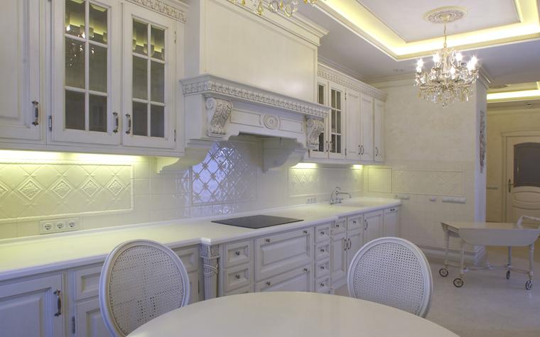 Квартира. кухня из проекта , фото №8248