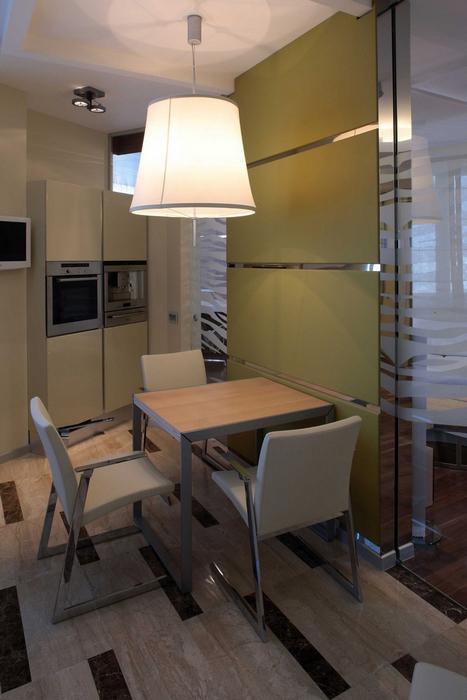 Квартира. кухня из проекта , фото №8277