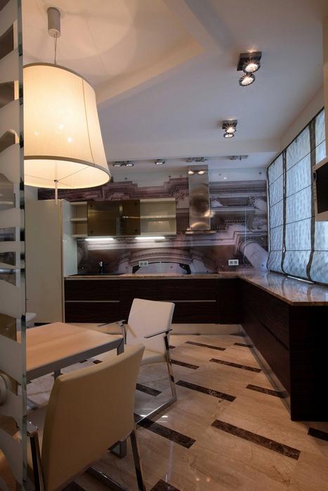интерьер кухни - фото № 8278