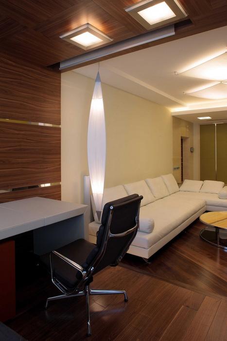 Квартира. кабинет из проекта , фото №8284