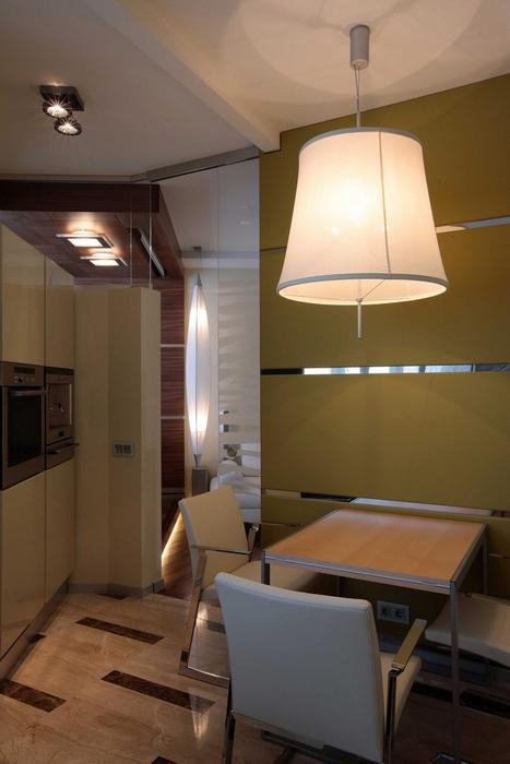 Квартира. кухня из проекта , фото №8279