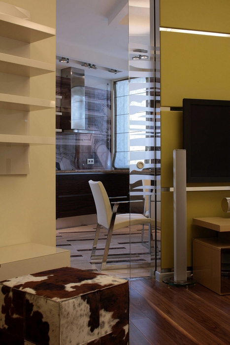 Квартира. кухня из проекта , фото №8280