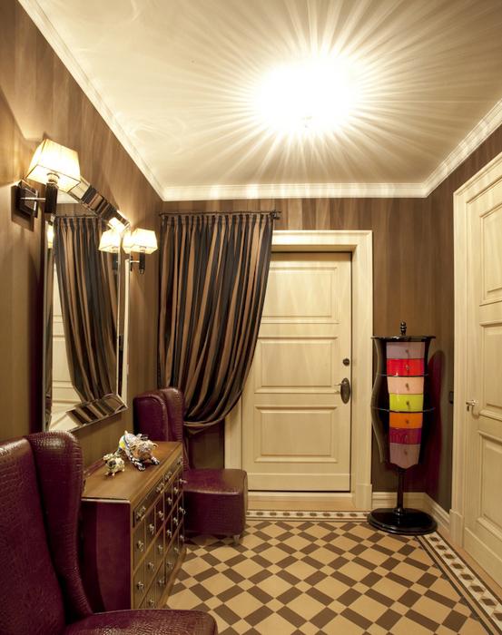 Квартира. холл из проекта , фото №8299