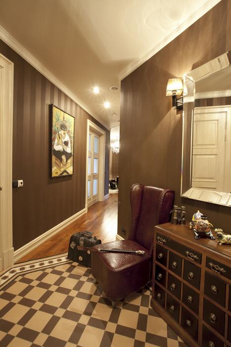 Квартира. холл из проекта , фото №8300