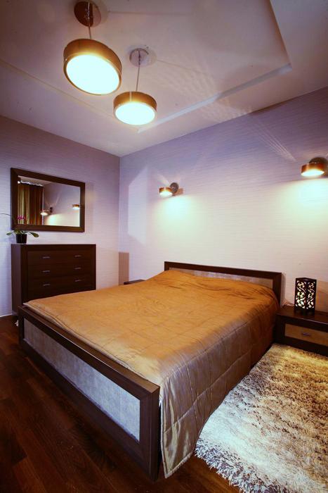 Фото № 8424 спальня  Квартира