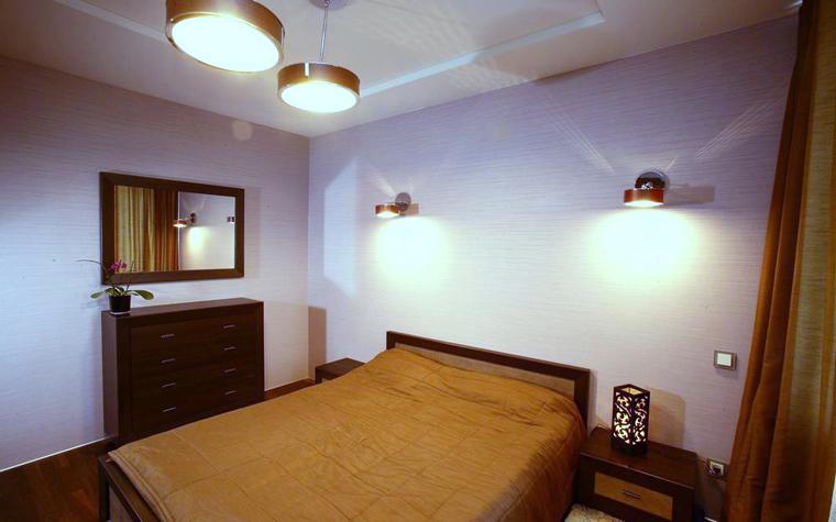 интерьер спальни - фото № 8425