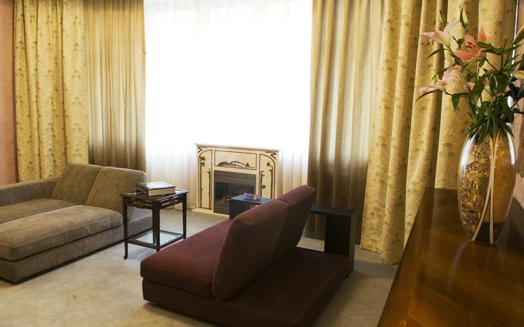 Квартира. гостиная из проекта , фото №8459