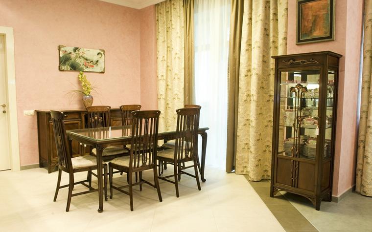 Квартира. столовая из проекта , фото №8465