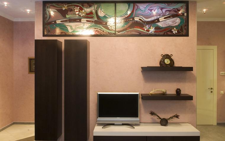 Квартира. гостиная из проекта , фото №8463