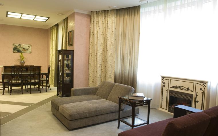 Квартира. гостиная из проекта , фото №8461
