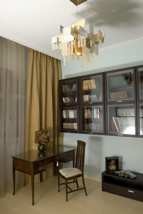 Квартира. кабинет из проекта , фото №8468