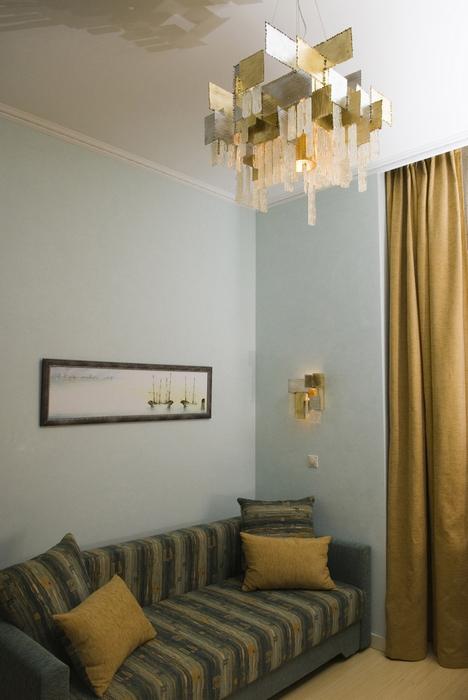 Квартира. кабинет из проекта , фото №8470