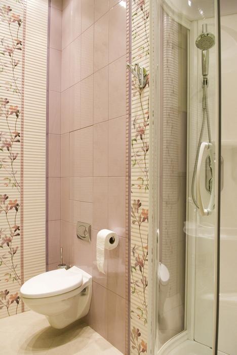 Квартира. ванная из проекта , фото №8451
