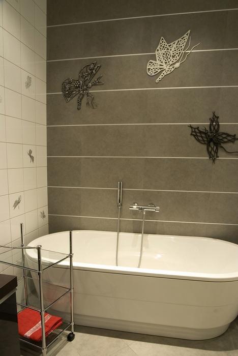Квартира. ванная из проекта , фото №8446