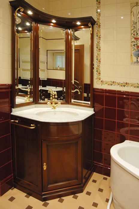 интерьер ванной - фото № 8509