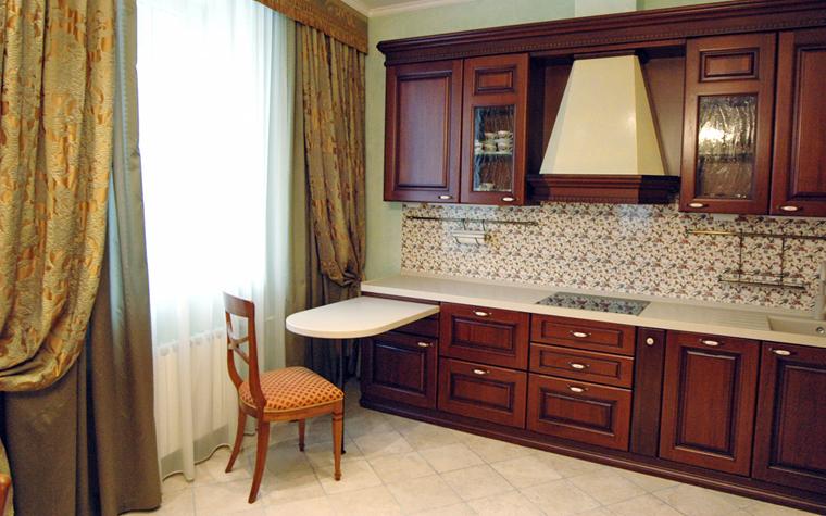 Фото № 8523 кухня  Квартира
