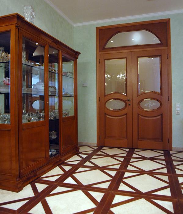 интерьер гостиной - фото № 8521