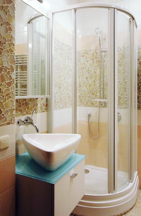 интерьер ванной - фото № 8519