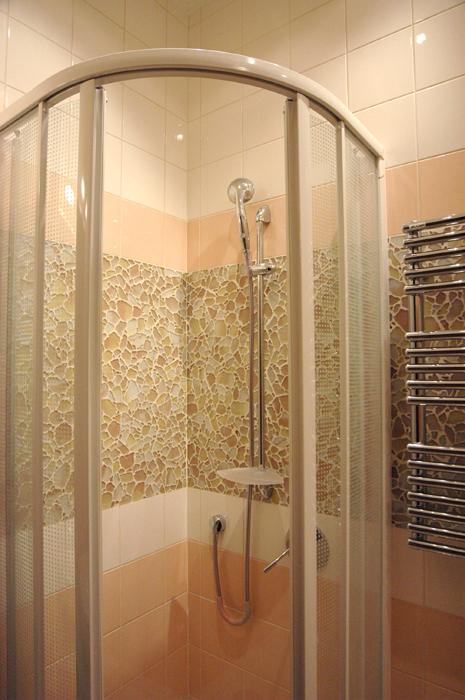 интерьер ванной - фото № 8520