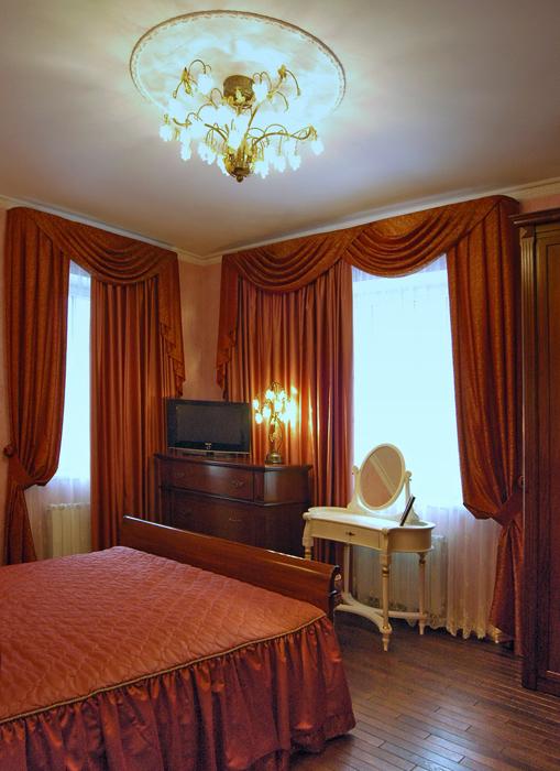 Фото № 8495 спальня  Квартира